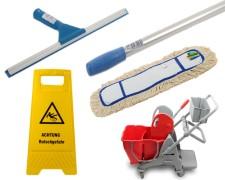 Putzen und Reinigen