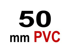 50mm Breite PVC