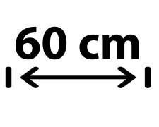 60 cm Breite