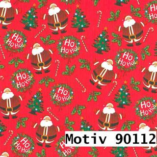 Weihnachtsgeschenkpapier 30 cm x 200 m | Motiv 90112 ...