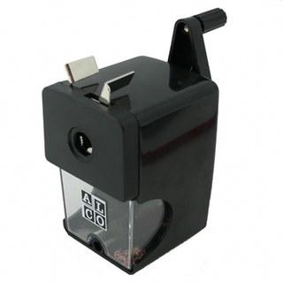 manuelle spitzmaschine anspitzer bleistifte farbstifte 6 11mm handkurbel ebay. Black Bedroom Furniture Sets. Home Design Ideas