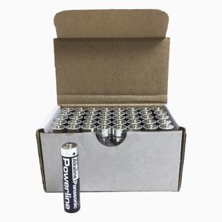 Panasonic Powerline Industrial Alkaline LR03/AAA | 1,5 Volt Spannung, 40 Stk.
