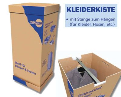 umzug kleiderbox kleiderkarton stange h ngetransport lager keller 1350x600x5 ebay. Black Bedroom Furniture Sets. Home Design Ideas