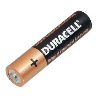 Duracell Alkaline Micro Batterien LR03/AAA | 1,5 Volt Spannung, 1150 mAh, 20 Stk