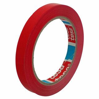 Klebeband Markierungsband tesafilm 4204 PVC, 12mmx66m, rot