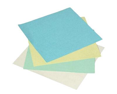 Rückwände / Deckblätter Smooth Light 160gr/m2, A4, pastel blau, 250 Stk.