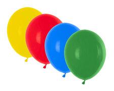 Luftballons bunt gemischt Ø 200 mm, Größe S, 100 Stk.