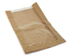 71000 4000 Papier Flachbeutel Papierbeutel weiß 8x11 cm Brötchenbeutel