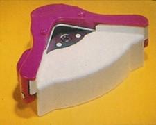 Eckenabrunder für Radius 10mm, Verwendung für Papier und Laminate
