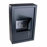 Outdoor-Schlüsselkasten für 50 Schlüssel mit elektronischem Zahlenschloss