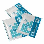Desinfektionstücher Clean & Fresh 14 cm x 19 cm weiss, 250 Stk.