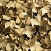 Papier-Verpackungschips Polster- und Papierchips, 100% recycling, 120 Liter