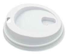 Domdeckel passend für Automatenbecher + CofeToGo- 180ml mit 70,3mm Ø, 100 Stk.