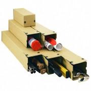 Universalversandhülse Posterversand für lange gerollte Güter 860x105x105mm, A0