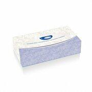 Kosmetiktücher 100% Zellstoff 2-lagig in Spenderbox weiß, 150 Stk.