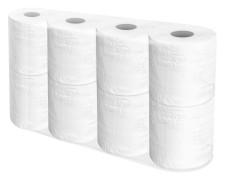 Toilettenpapier WC-Papier 3-lagig TP Neutral,  250 Blatt, 8 Stk.