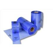 VCI-Schlauchfolie, blau-transparent, 100 x 0,10 mm 100my / 200 m