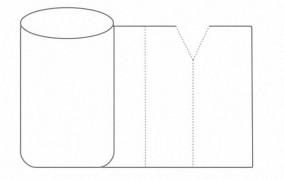 1-PACK BubbleStar Luftpolsterfolie 100cm x 100m, perforiert alle 30 cm