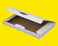 Spezialkarton für Post.at PremiumLight, 252x186x24mm für Din A5/B5, weiß