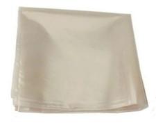 Seitenfaltensack  550x500x1300 mm, hoch transparent, 70my