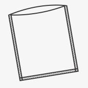 ALUFIX Siegelrandbeutel Vakuumbeutel 350 x 450mm 90my transparent 100 Stk.