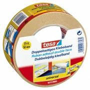 TESA Doppelseitiges Klebeband Doppelklebeband 56172 Universal 50mm x 25m