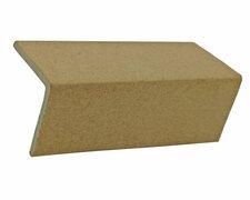 Kantenschutzwinkel aus Hartpappe 35x35x3mm, braun, Länge 1000mm