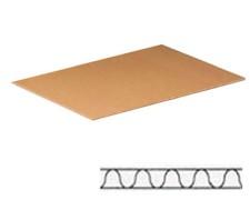 Karton- und Palettenzwischenlage, 1200x800mm, für EURO Pal.