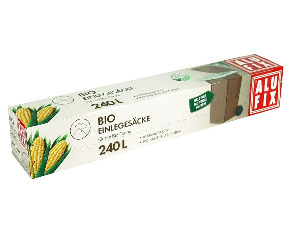 alufix einleges cke f r biotonne 240 l biologisch abbaubar kompostierbar 4 stk. Black Bedroom Furniture Sets. Home Design Ideas