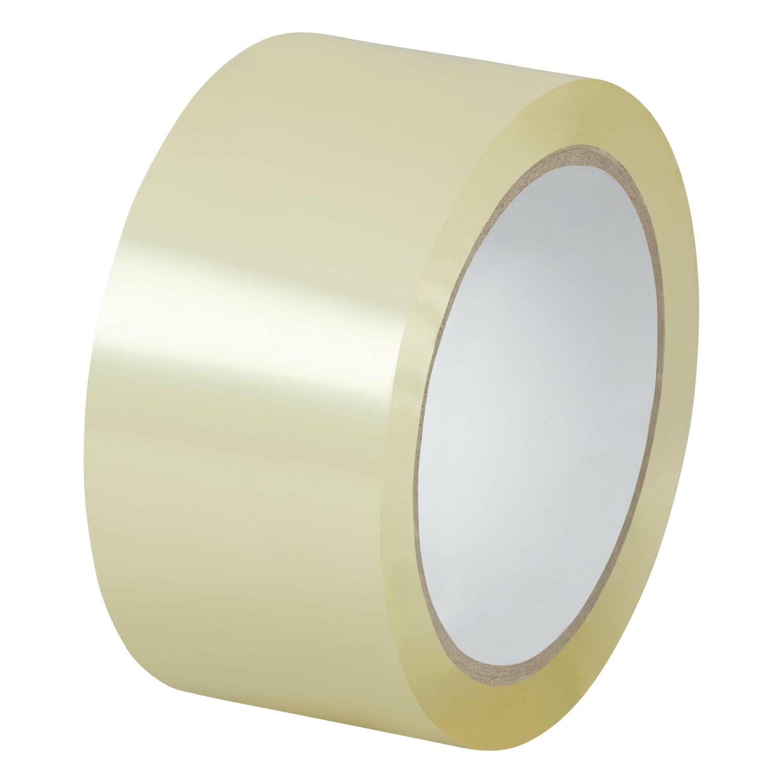 Packband Klebeband, 50mmx66m, Low Noise, transparent