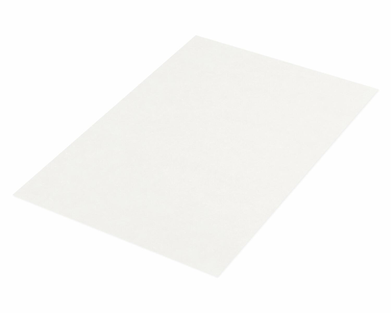 BIO Einschlagpapier Papierzuschnitt fettdicht 1/2 Bogen 50 x 75 cm  500 Stk.