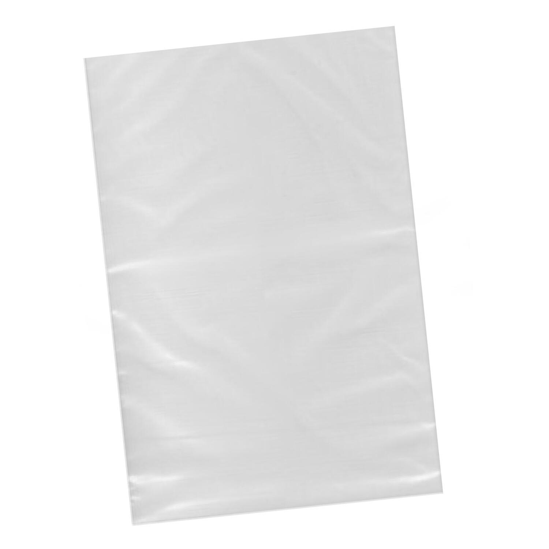 Flachbeutel  175 x 300 mm,  50my, transparent, 100 Stk.