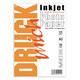 DRUCKmich RC (Resin Coated) high glossy Fotopapier 210gr/m², für A3, 50 Stk.