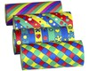 Luftschlangen JUMBO sortierte Motive 15 m, 1 Stk.