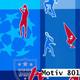 Geschenkpapier Exclusiv  60 cm x 200 m | Motiv 801 Sport Fußball