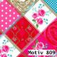 Geschenkpapier Exclusiv  60 cm x 200 m | Motiv 809 Valentinstag Muttertag Rose