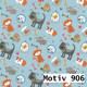 Geschenkpapier Special Giftwrap  30 cm x 200 m | Motiv 906 Tiere Hund Katze