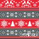 Weihnachtsgeschenkpapier 40 cm x 200 m | Motiv 90145