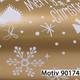 Weihnachtsgeschenkpapier Weihnachtspapier  40 cm x 200 m | Motiv 90174
